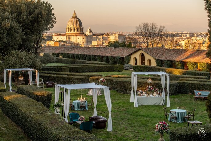 Location per matrimoni a Roma, la città eterna