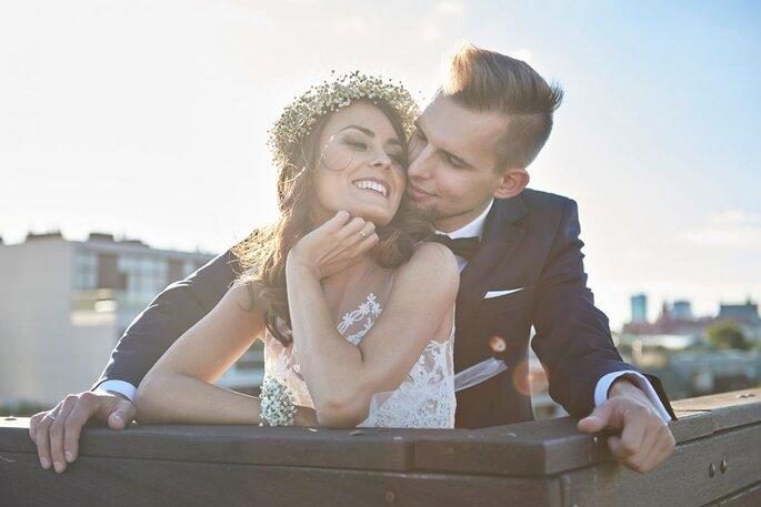 ensaio de fotos casamento noivos