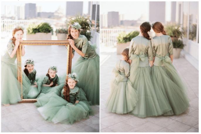 Enmarca también a tus damas de boda - Foto Desi Baytan Photography