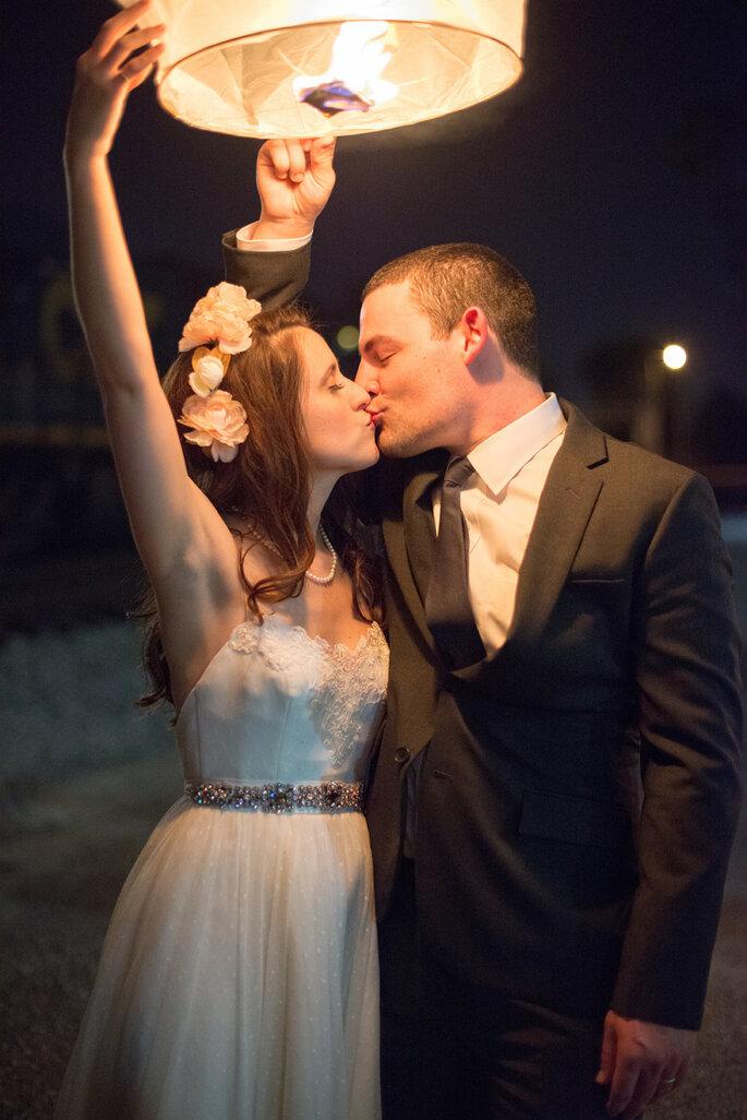 Globos para decorar tu boda - Jessica Ranae Photography