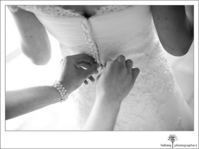 Lingerie de mariée 2014 : quelles sont les tendances ? - Photo : Tim Halberg