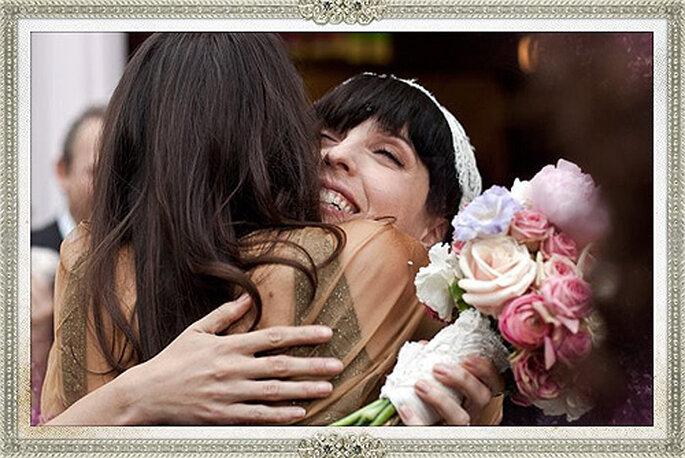 Der bleibende Eindruck hält bis hin zur Hochzeit und sollte daher gleich von Anfang an positiv ausfallen – Foto: rosa clará Rec