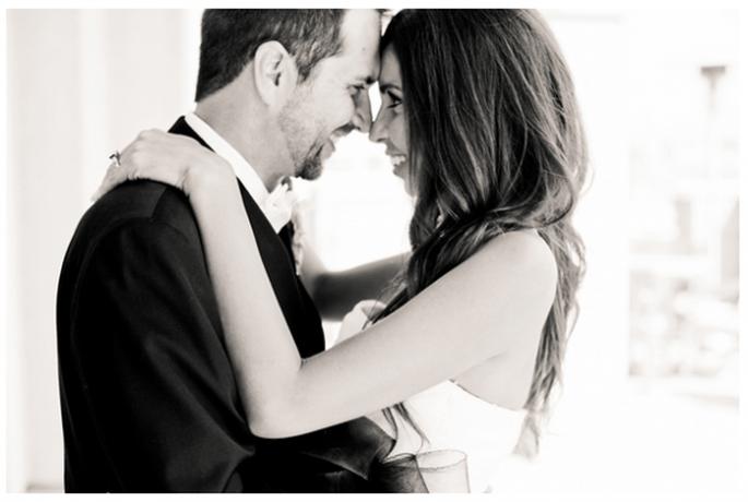 ¿Por qué las fotos de boda en blanco y negro son las más bonitas? - Foto One Love Photography