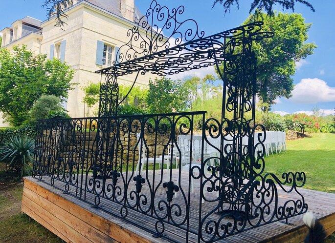 Domaine de la Fauconnie - Lieu de réception mariage - Dordogne
