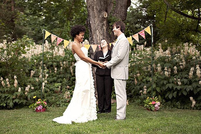 Votre cérémonie d'engagement se doit d'être à votre image - Photo : Sarah Culver