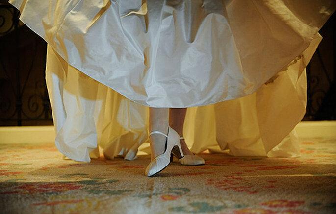 Da el primer paso de tu baile de novios con una sorpresa. Foto: Patricia Figueira