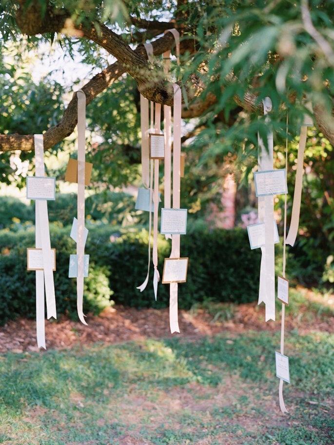 15 ideas súper ingeniosas para una boda al aire libre - Amelia Johnson Photography