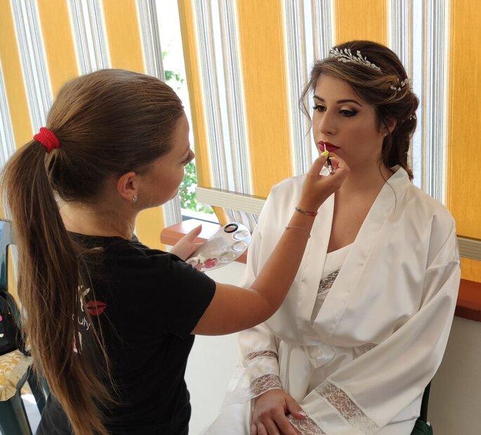 Ylenia Aiello Make Up and Beauty