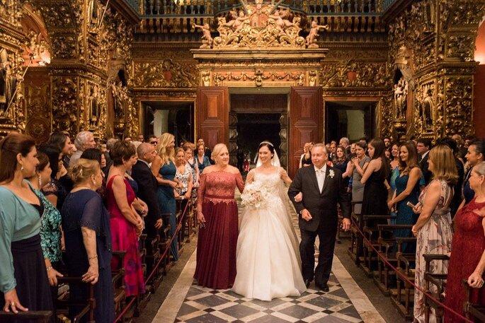 casamento clássico tradicional