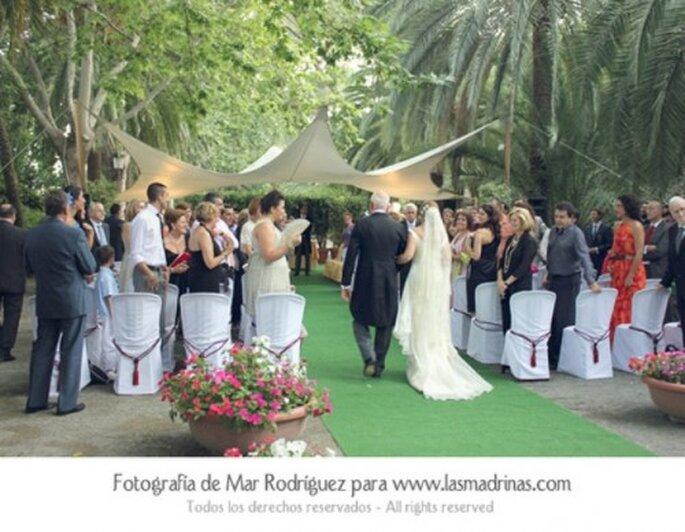 In südlichen Ländern feiert man gern grosse Feste - Foto: Mar Rodriguez für lasmadrinas.com