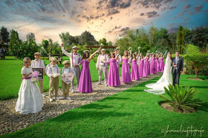 Jhon Medina Fotógrafo de bodas Bogotá