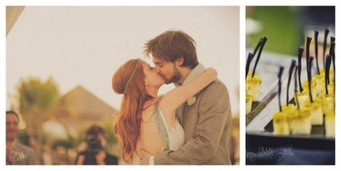 Spesso un matrimonio semplice è quello meglio riuscito. Foto: Fran Russo