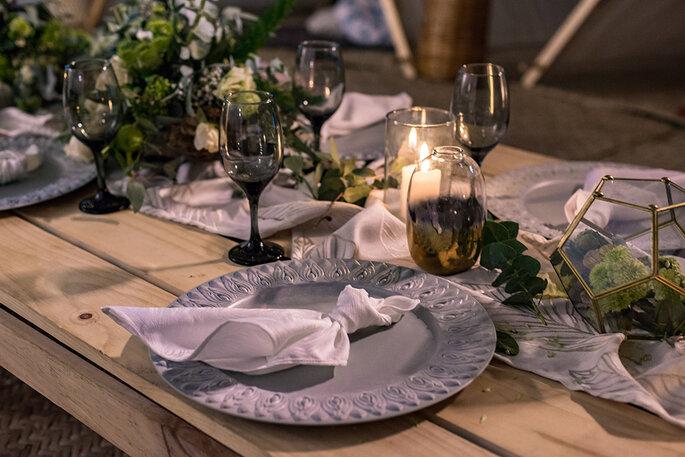 Banquetería Capital banquetes bodas Ciudad de México