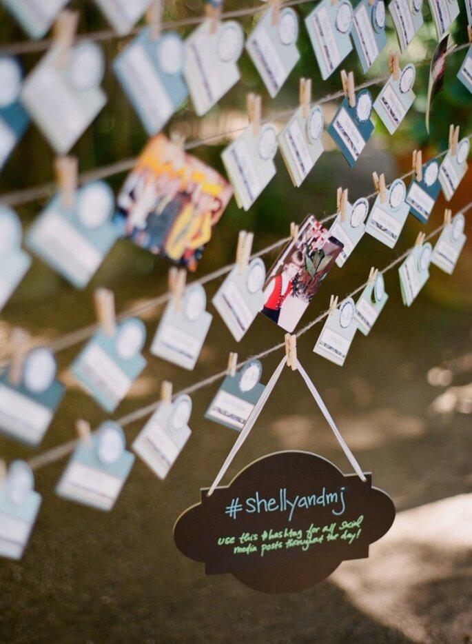 7 formas originales para personalizar tu boda - Foto Lexia Frank Photography