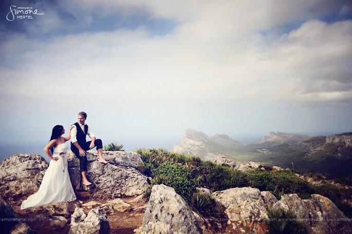 After Wedding Shooting von Janine und Andre auf Mallorca - Foto: Simone Hertel
