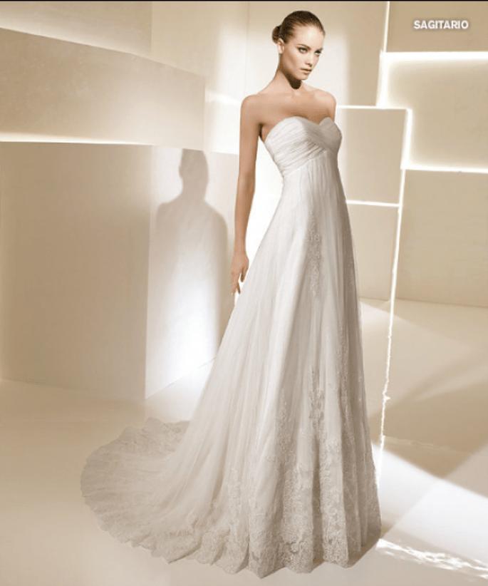 Vestido de novia Sagitario, La Sposa