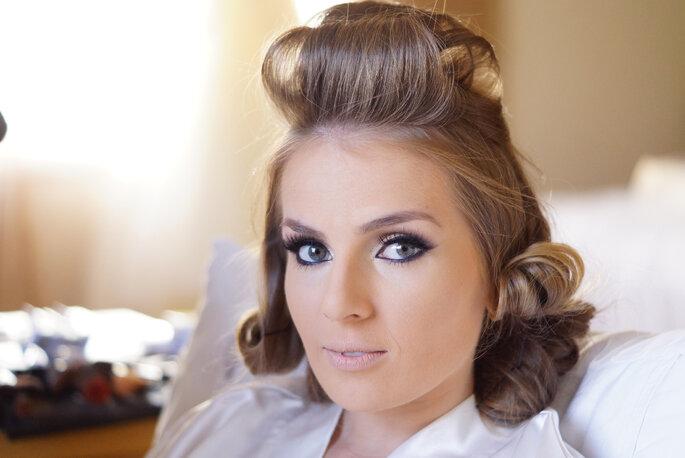 Peinados y maquillaje para novias en barranquilla