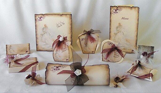 Collection Parchemin - Atelierdesylphide.com