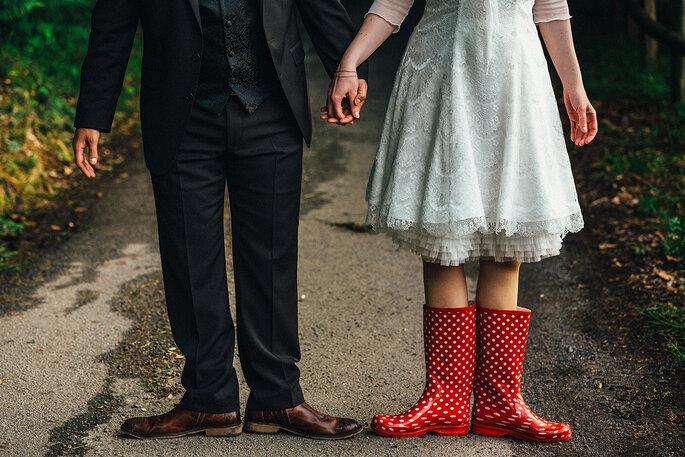 Après le concubinage, le mariage ? Crédit : Chris Yeo Photography