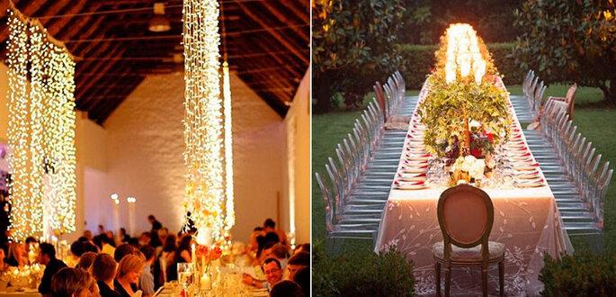 bodas noche