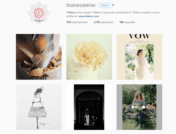 Instagram T Bakes  Atelier