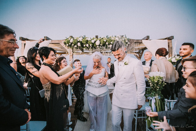 Brillant Wedding in Sicily