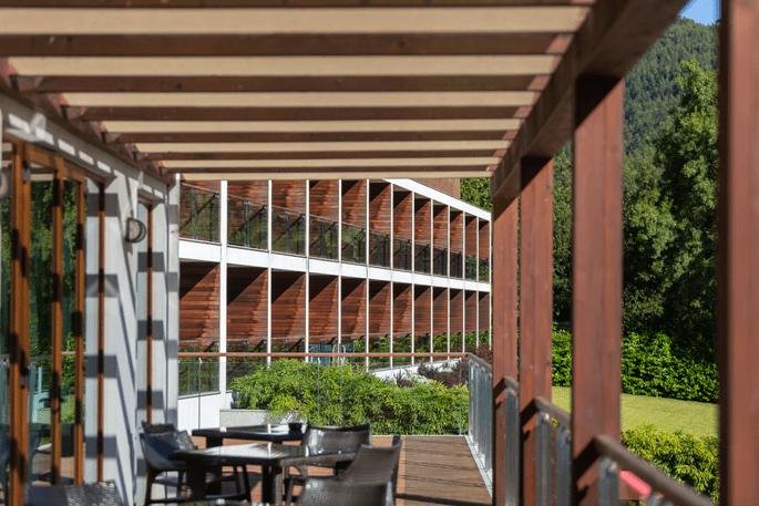 exterior Quinta do Caima