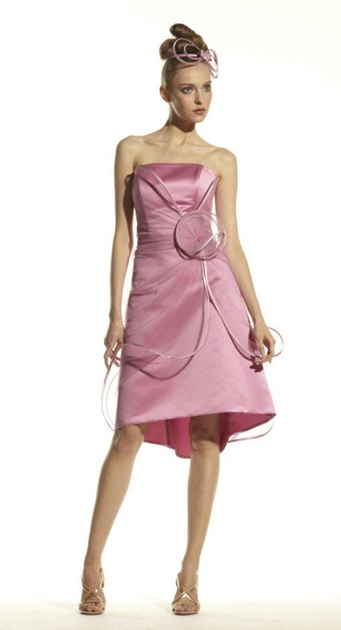 Robe de soirée Suzanne Ermann, modèle Ingrid - Photo : Suzanne Ermann