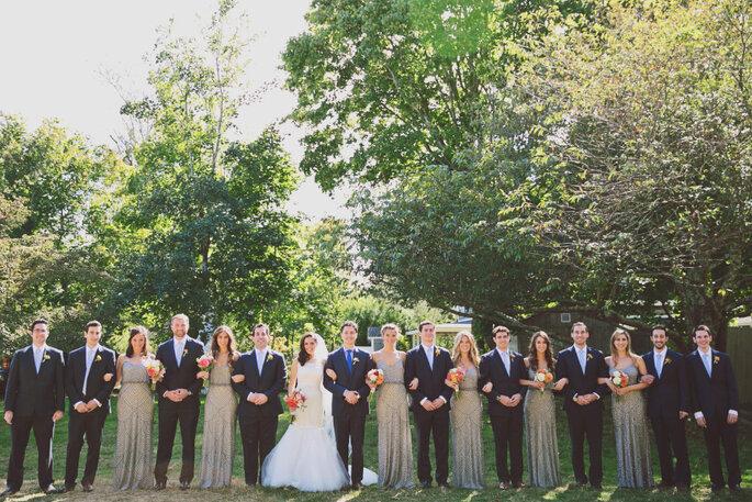 4 razones por las que NO deberías comparar tu boda con la de alguien más. Foto- Our Labor Of Love