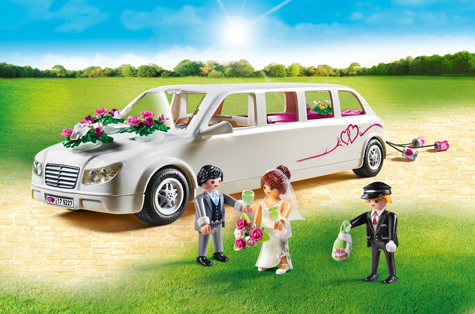 Playmobil - Wedding Set