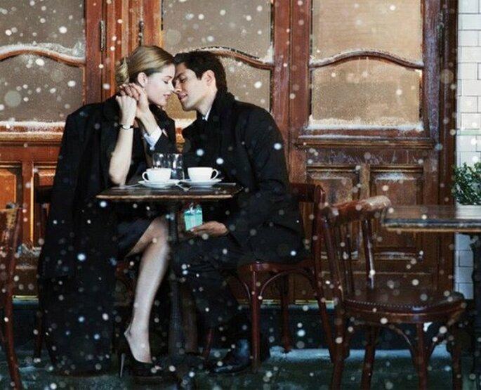 Cómo pedir matrimonio en Navidad - Foto Tiffany & Co.