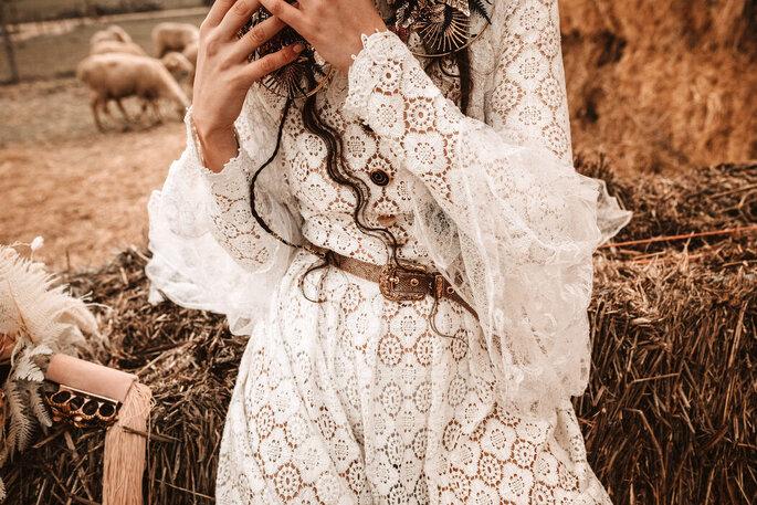Natural Bride Boutique tienda novias Barcelona