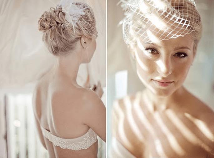 9 accessoires pour votre coiffure de mariage