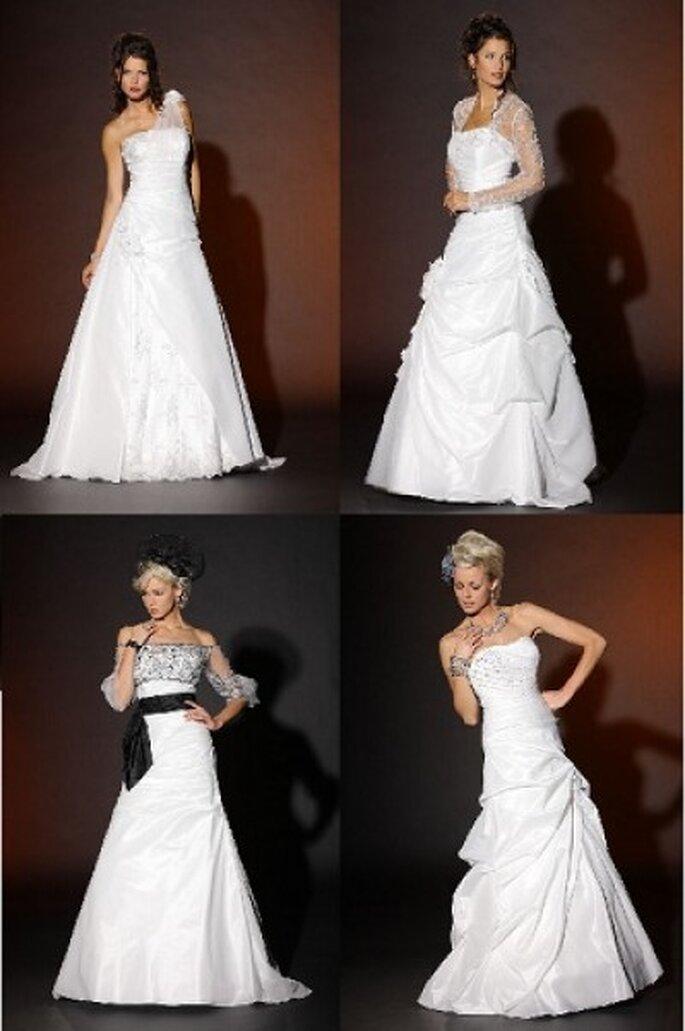 Brautkleider aus der Brinkman-Kollektion 2012 - Weddingdesign