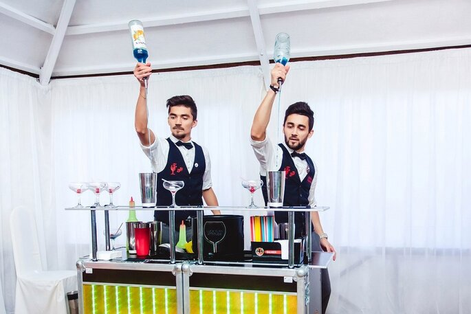 Brothers Bartenders Show