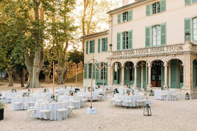 La Bastide de Toursainte - Lieu de réception pour votre mariage - Marseille