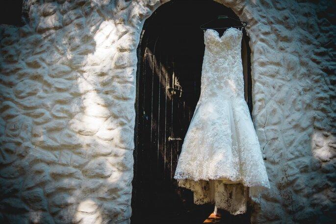 Vestido de noiva - Foto: Wieslaw Olejniczak Fotografía