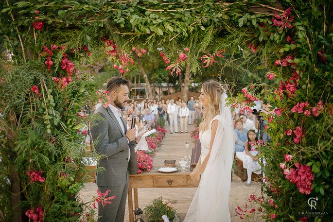 Declaração do noivo