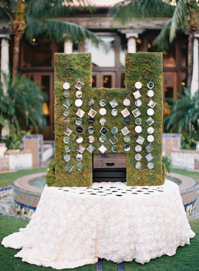 7 formas súper originales para personalizar tu boda - Foto Kat Braman Photography