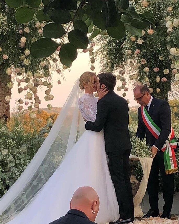 Mariage De Chiara Ferragni Et Fedez Au Cœur De La