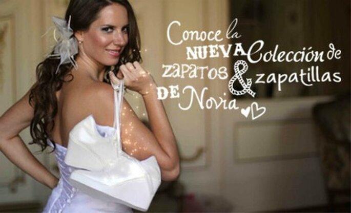 Zapatillas para novias- Foto: La Ragazza