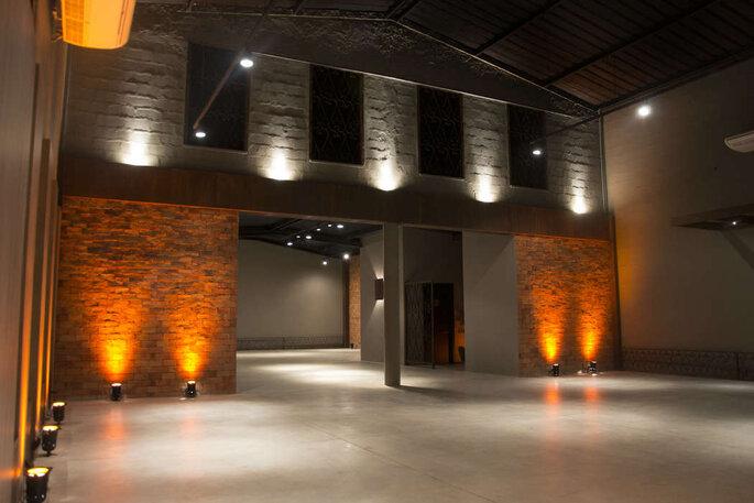 Villa Domenica possui capacidade para receber até 250 convidados