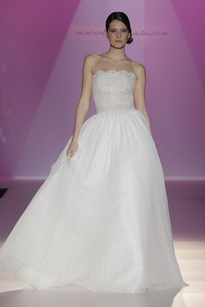 Colección Bridal Hannibal Laguna 2014
