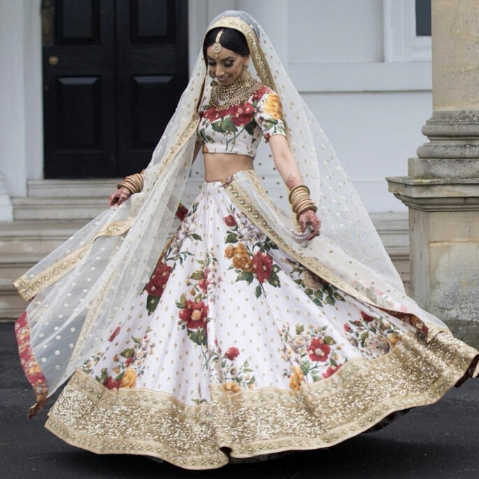 Credits: Brides of Sabyasachi