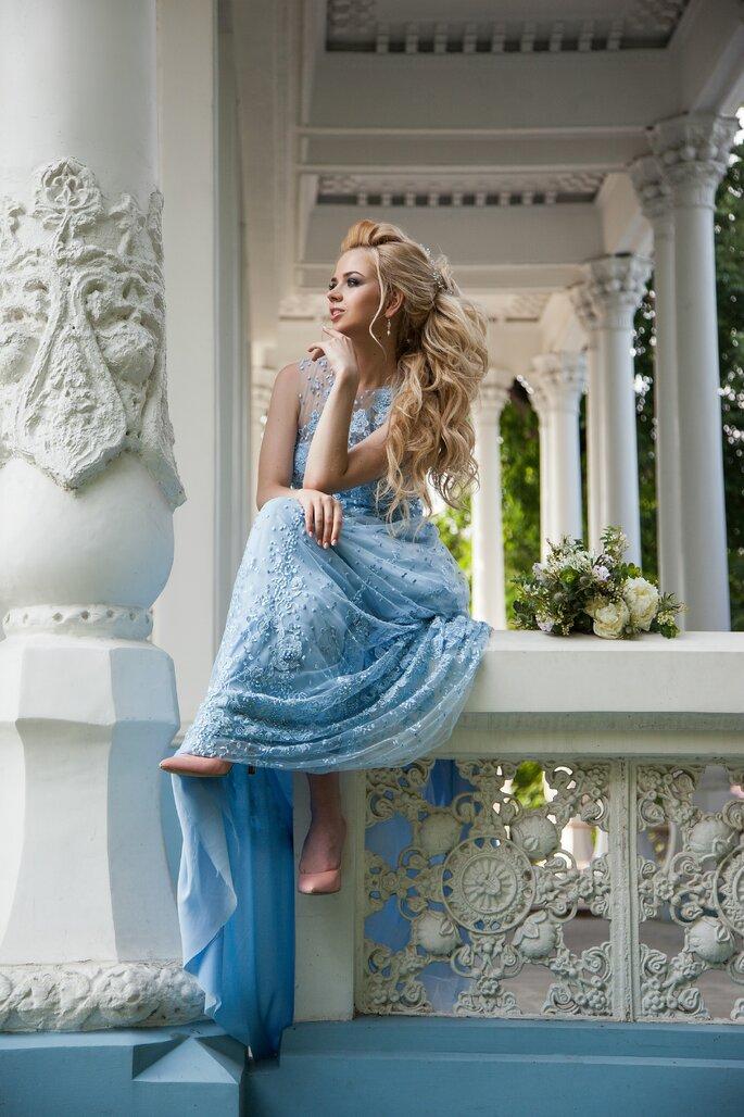 Свадебный стилист-визажист Елена Юрина