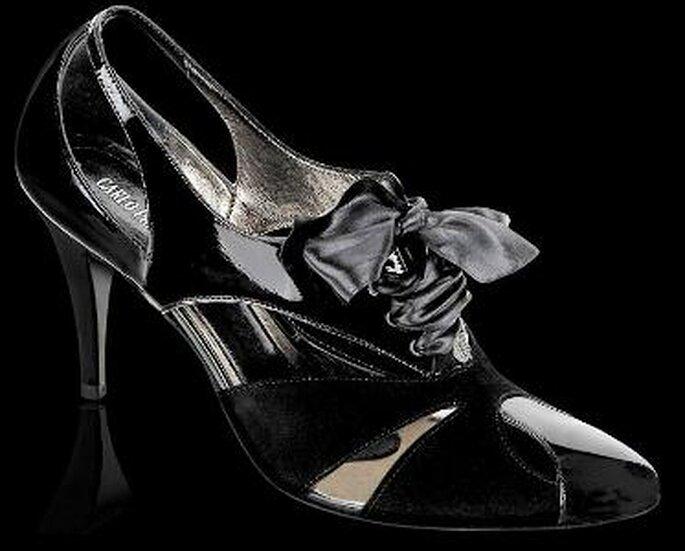 Carlo Pignatelli 2010 - Zapato negro en charól