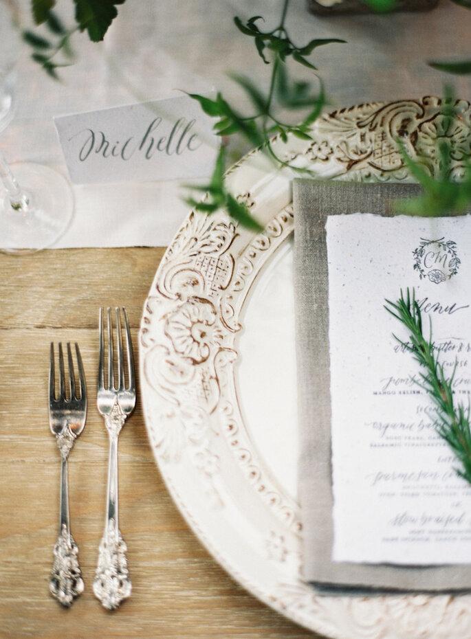 6 detalles básicos para una boda vintage - Kurt Boomer Photo