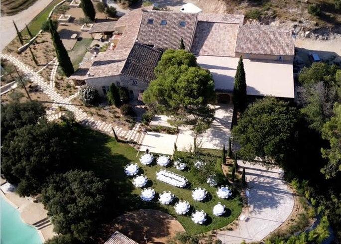 Le Domaine Le Grand Belly - Lieu de réception mariage - Gard