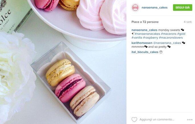 Foto via Instagram.com/nanaenana_cakes