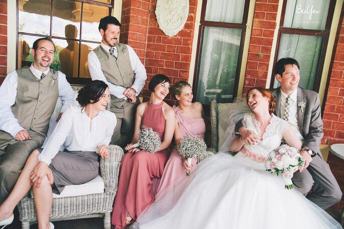 Foto: Perth vintage wedding